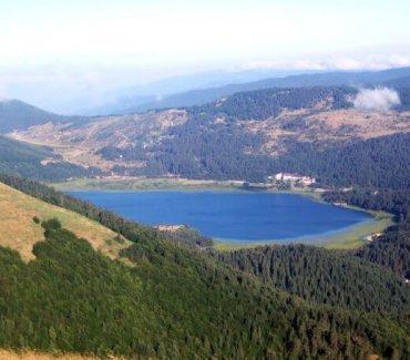 Abant Gölü Tabiat Parkı